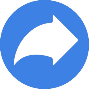 right-curved-arrow-in-a-circle_318-61429
